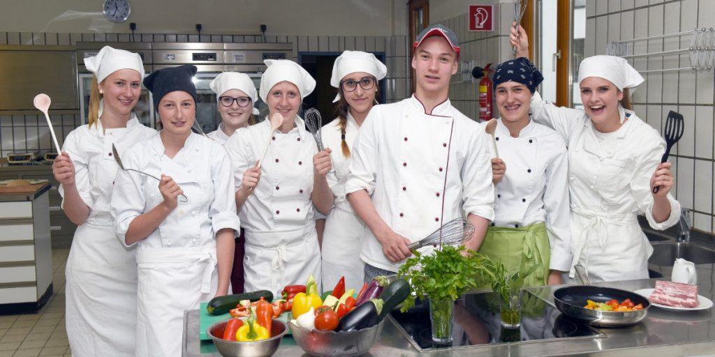 Haushaltsmanagement Schule Bruck Köche