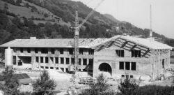 Baustelle Burschenschule