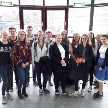 Gruppenbild der Teilnehmer aus Bruck