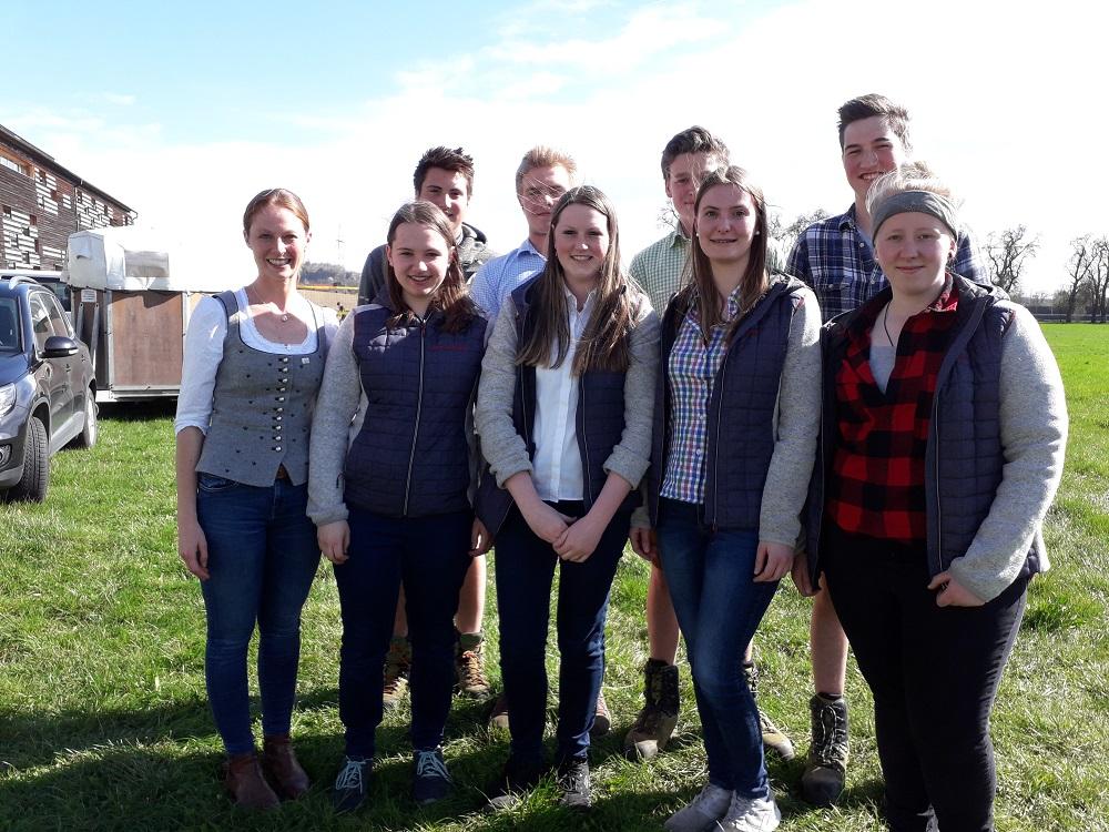 Team der LFS Bruck